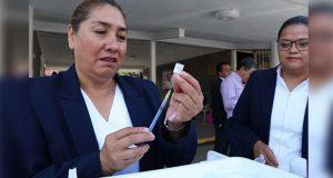 Aplicarán en Puebla vacuna contra VPH en 2ª Semana Nacional de Salud