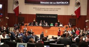 Senado aprueba leyes secundarias de Guardia Nacional