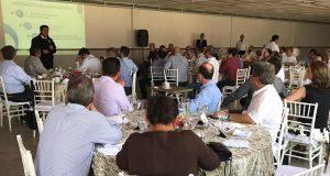 Titular de SSP visita Teziutlán y se reúne con empresarios del Ge 50