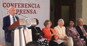 Nuevo titular de Semarnat plantea política ambiental de emergencia