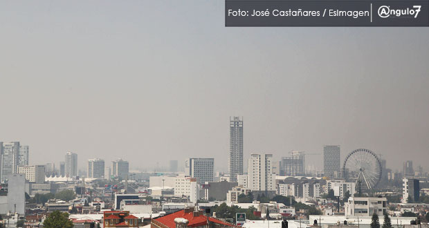 """Por falta de monitoreo ambiental, """"Hoy no circula"""" es imposible en Puebla"""