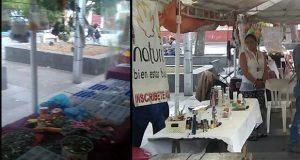 Vendedores desalojados de El Carmen piden rotación de espacios