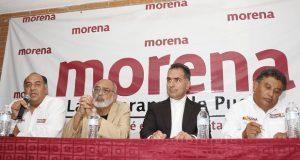PAN busca justificar derrota con acusaciones contra Barbosa: Morena