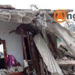Por adeudo ilegal de terreno en Aparicio, mujer acusa demolición de su casa