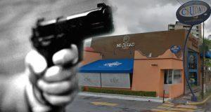 """Sujetos armados asaltan a comensales de """"Mi Ciudad"""" en Angelópolis"""