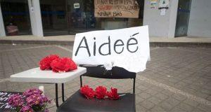 Una bala calibre 9 milímetros causó la muerte de Aideé, alumna del CCH