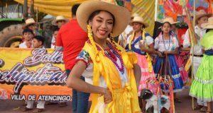 Invitan a evento de ballet impulsado por Antorcha en Chiautla