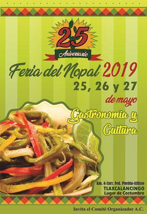 Feria del nopal