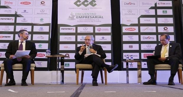 ISN debe ser destinado al combate de inseguridad, señala Cárdenas ante CCE