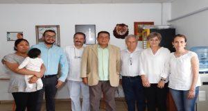 """Cárdenas se reúne con """"Simitrio"""" tras recorrer el mercado Hidalgo"""