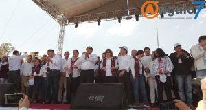 Triunfo de Morena en elección de Puebla será dedicado a AMLO, afirma Barbosa
