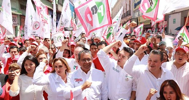 Jiménez Merino asegura que no judicializará resultado del 2 de junio