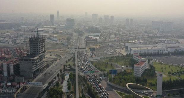 Instan a firmar amparo contra contaminación de aire en Puebla capital