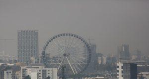 Activan contingencia atmosférica extraordinaria en Puebla y 6 estados más