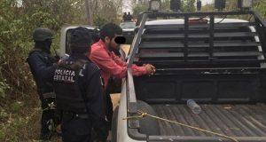 """Detienen a hermano de """"El Lagarto"""", jefe criminal en Minatitlán"""