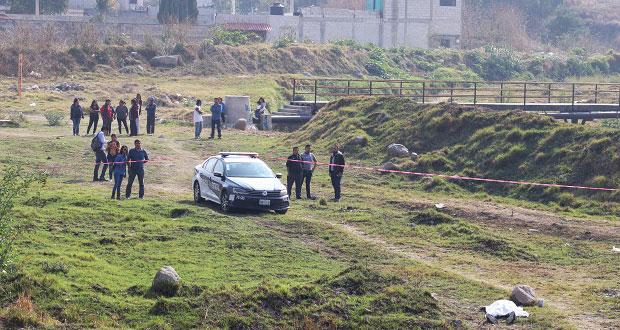 Vecinos hallan hombre ejecutado en colonia San José La Cañada
