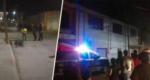 En plena vía pública de San Martín Texmelucan, ejecutan a hombre