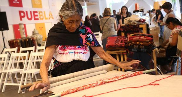 """Con expo """"Viaja por Puebla"""", promueven atractivos del estado en CDMX"""