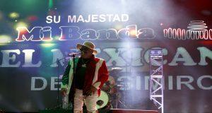 Se presenta en la Feria de Puebla Mi Banda el Mexicano