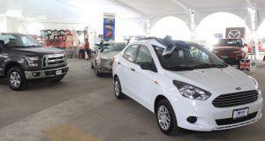 En primeros 4 meses, venta de autos nuevos en el país baja 3.8%
