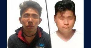 Elementos de SSP detienen a presunto narcomenudista en CH de Puebla