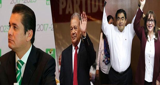Cierre de campaña de Barbosa será con líderes de Morena-PT-PVEM. Foto: Especial