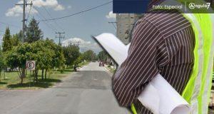 Hay 10 empresas interesadas en reconstrucción de laterales de Recta a Cholula