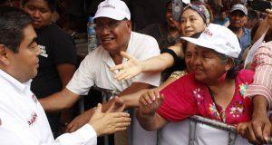 Plantea Barbosa ampliar carretera con Veracruz y construir aduanas