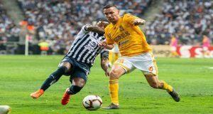 Monterrey gana pero deja vivo a los Tigres en semis de la Liguilla