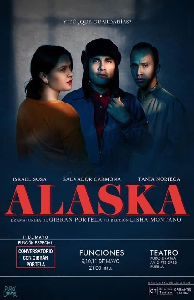 """""""Alaska"""", una obra sobre la complejidad de las relaciones humanas"""