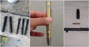 Joven vende 510 plumas pistola a CDMX y gana 61 mil pesos