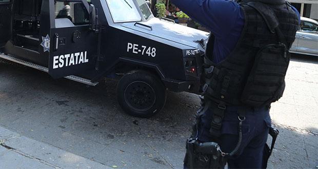 Contraloría de Puebla sanciona a 6 funcionarios; tres son de la SSP
