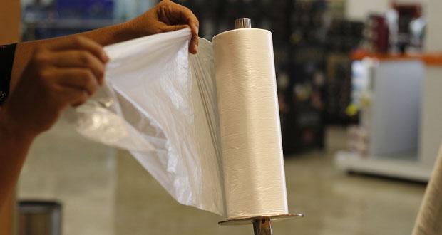 Canacintra insiste en que no se prohíban bolsas de plástico