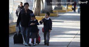 Mejora calidad del aire en Puebla; no se cancelan clases, confirma SEP