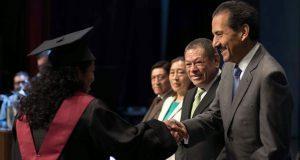 Con formación para éxito, se gradúan 246 de Contaduría en BUAP