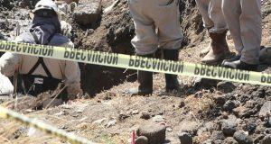Sellan ducto tras derrama de hidrocarburos en Huauchinango