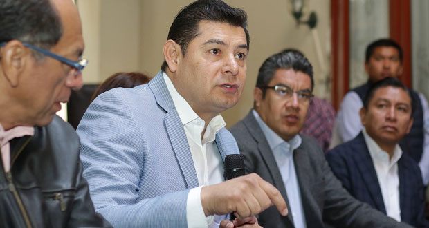 """Nuevamente, Armenta se deslinda de """"El Grillo"""" y sus cómplices"""