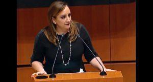 Ruiz Massieu pide licencia en el Senado por elecciones en 6 estados