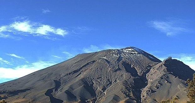 Popocatépetl regresa a Amarrillo Fase 2, informa AMLO