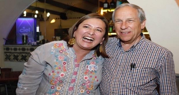 Senadora Xóchitl Gálvez se reúne con Cárdenas y lo respalda
