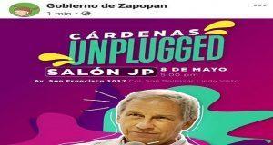 Morena denuncia a Comuna de Zapopan ante INE por promocionar a Cárdenas