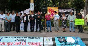 ASA pide que Soapap sea dirigido por organizaciones ciudadanas