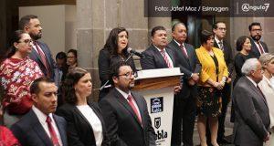 Afirma Rivera que analizará resultados bajos de Morena en la capital