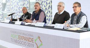 Puebla, sede del primer Agroexpande tu negocio del 13 al 15 de junio