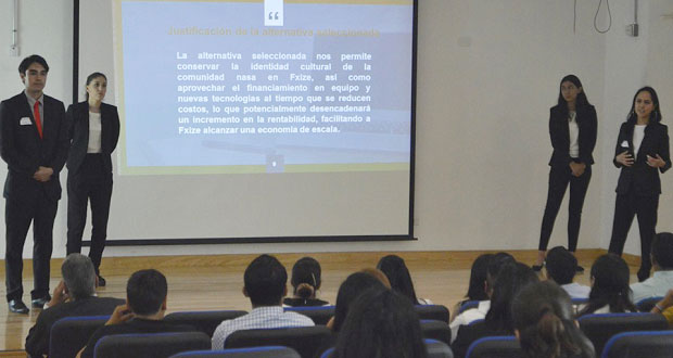 Alumnos de Ibero Puebla ganan competencia nacional de negocios