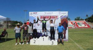 Alumnos de Puebla ganan 7 medallas en juegos deportivos escolares