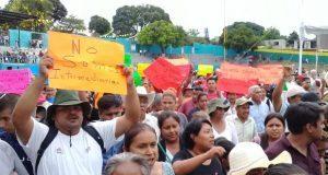Antorcha exige a AMLO respeto y realizar obras en comunidades