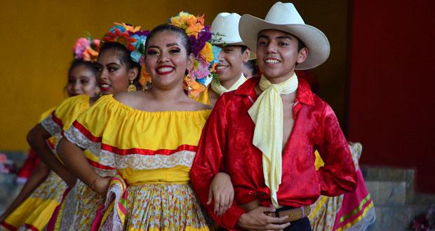 Antorcha presentará bailes folclóricos en Parque Pavón de Izúcar