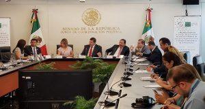 Instalan Comisión de Disciplina y resaltan deuda de Puebla