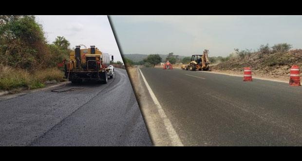 Avances de hasta 98%, las rutas de evacuación del Popocatépetl